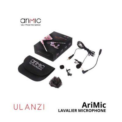 jual Ulanzi AriMic Lavalier Microphone