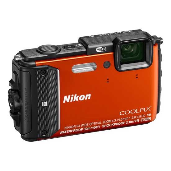 Jual Kamera Nikon Coolpix AW130 Orange Murah. Cek Harga Kamera Nikon Coolpix AW130 Orange disini, Toko Kamera Online Surabaya Jakarta - Plazakamera.com
