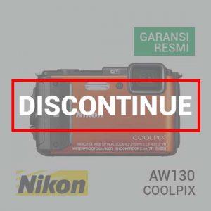 jual kamera Nikon Coolpix AW130 Orange harga murah surabaya jakarta