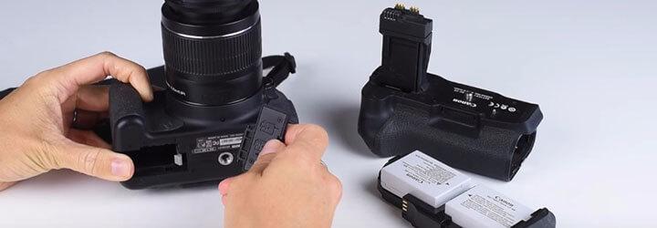 jual baterai grip kamera surabaya