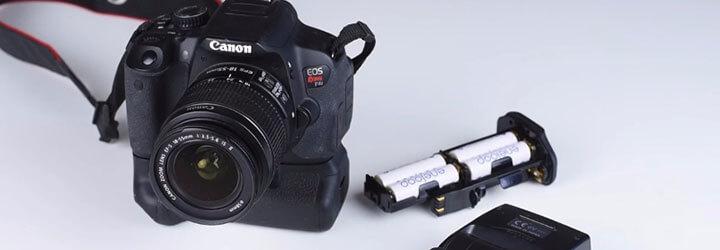 jual baterai kamera grip