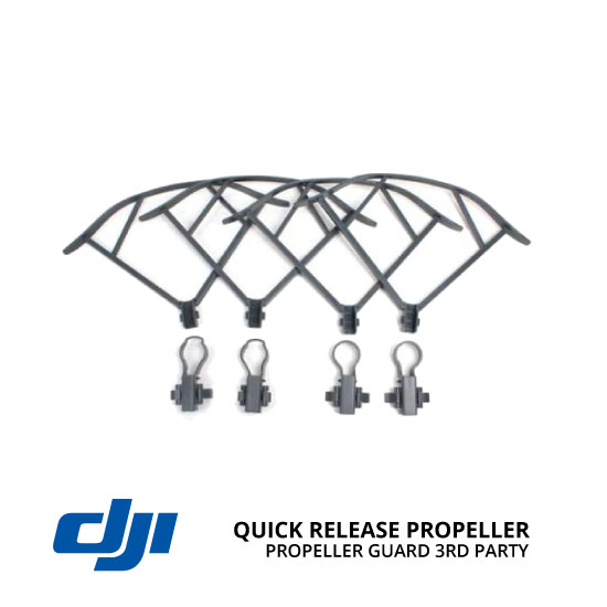 jual DJI Mavic Quick Release Propeller Guard Grey 3rd Party