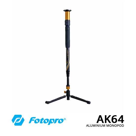 jual Fotopro AK64 Aluminium Monopod
