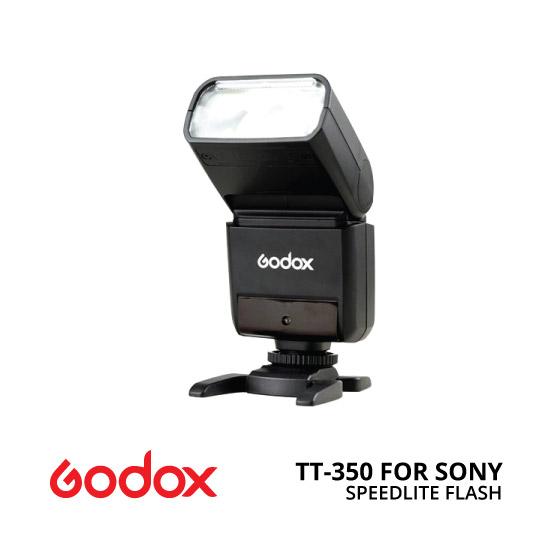 Jual Godox Speedlite TT-350 for Sony Murah. Cek Harga Godox Speedlite TT-350 for Sony disini Plazakamera.com, Toko Kamera Jakarta & Surabaya