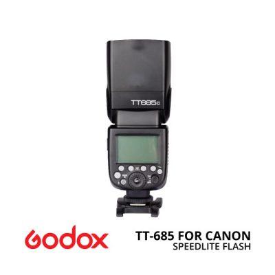 Jual Godox Speedlite TT-685 Canon Murah! Cek Harga Godox Speedlite TT-685 Canon disini, Plazakamera.com Toko Kamera Online Surabaya & Jakarta