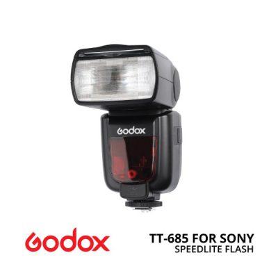 Jual Godox Speedlite TT-685 Sony Murah! Cek Harga Godox Speedlite TT-685 Sony disini, Plazakamera.com Toko Kamera Online Surabaya & Jakarta