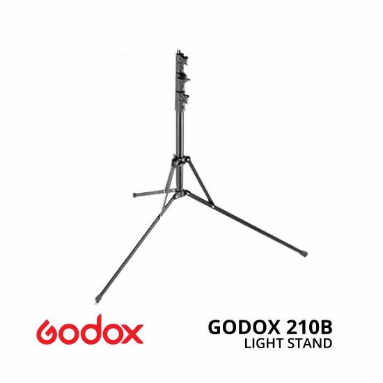 jual Godox Light Stand 210B