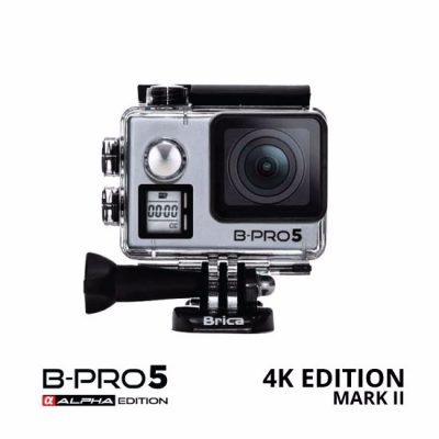 Jual Brica B-PRO5 Alpha Edition 4K Mark II S Silver