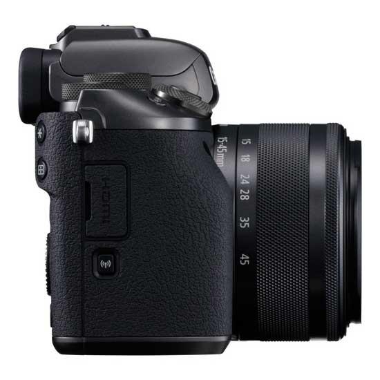 Jual Kamera Mirrorless Canon EOS M5 Murah. Cek Harga Kamera Mirrorless Canon EOS M5 disini, Toko Kamera Online Surabaya Jakarta - Plazakamera.com