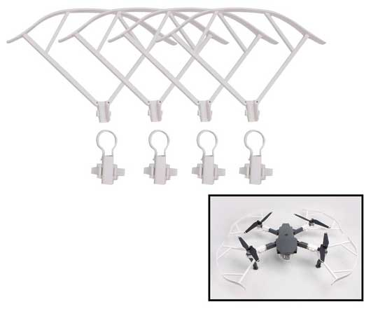 Jual DJI Mavic Quick Release Propeller Guard White 3rd Party