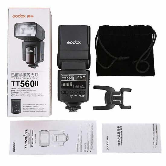 Jual Godox Flash TT 560-II