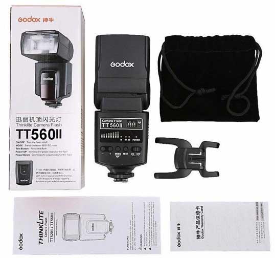 Jual Flash Godox TT 560-II for Sony Murah. Cek Harga Flash Godox TT 560-II disini Plazakamera.com, Toko Kamera Jakarta & Surabaya