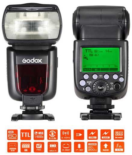 Jual Godox Speedlite TT-685 Murah! Cek Harga Godox Speedlite TT-685 Sony disini, Plazakamera.com Toko Kamera Online Surabaya & Jakarta