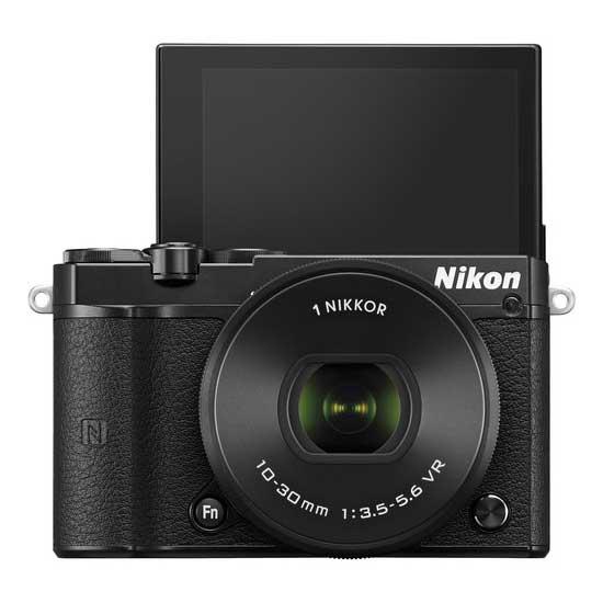 Jual Nikon 1 J5 Kit 10-30mm Black