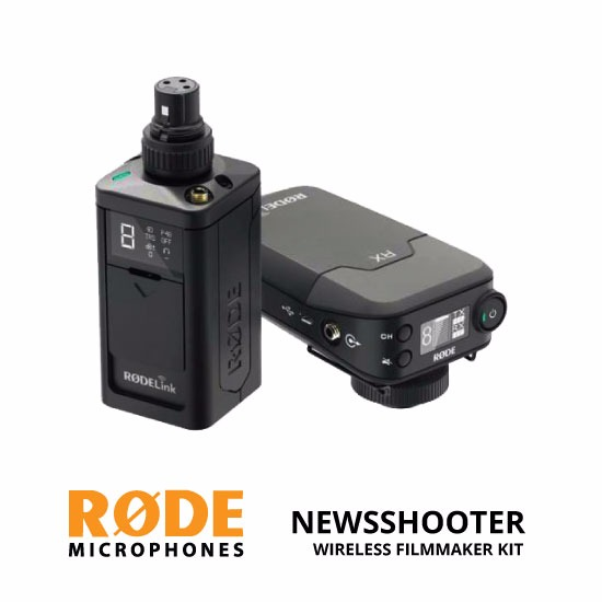 Jual Rode Microphone Newsshooter Kit