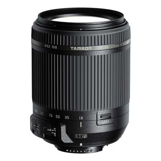Jual Tamron 18-200mm f3.5-6.3 Di II VC Lens for Nikon F