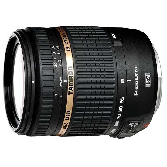 Jual Tamron AF 18-270mm f3.5-6.3 Di II VC PZD AF for Nikon