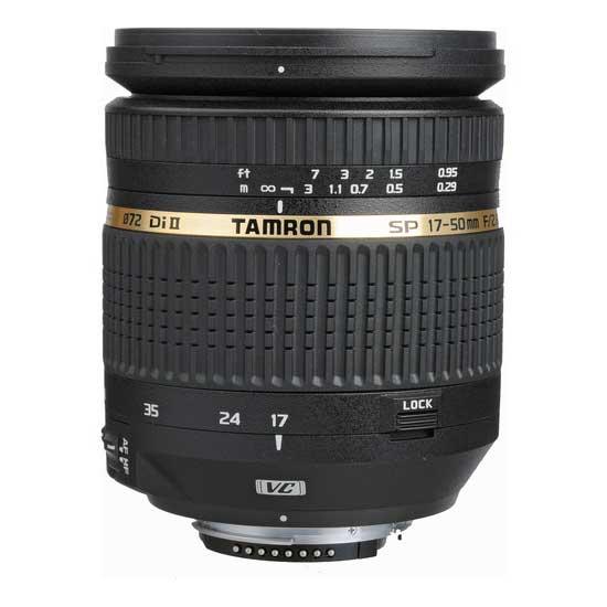 Jual Tamron SP AF 17-50mm f2.8 XR Di-II VC LD Aspherical (IF) for Nikon