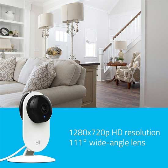 Jual Xiaomi Yi Home Camera 720P