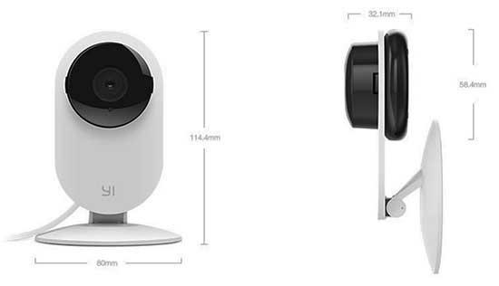 Jual Xiaomi Yi Home Camera 720P