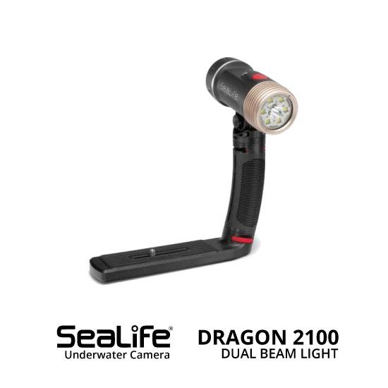 jual SeaLife SeaDragon 2100 Dual Beam Light