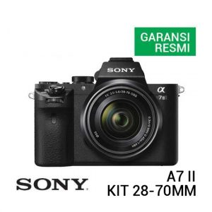 Sony A7 Mark II Kit FE 28-70mm f/3.5-5.6 OSS