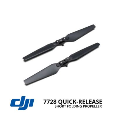 jual DJI Mavic 7728 Quick-release Short Folding Propeller