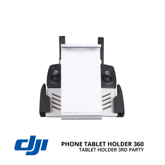 jual DJI Mavic Phone/Tablet Holder 360° White 3rd Party