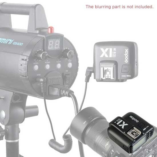 Jual Godox X1T-N TTL Remote Controller Transmitter for Nikon