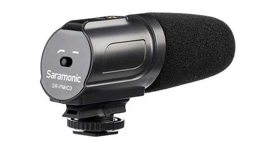 Jual Saramonic SR-PMIC3 Surround Condenser Microphone