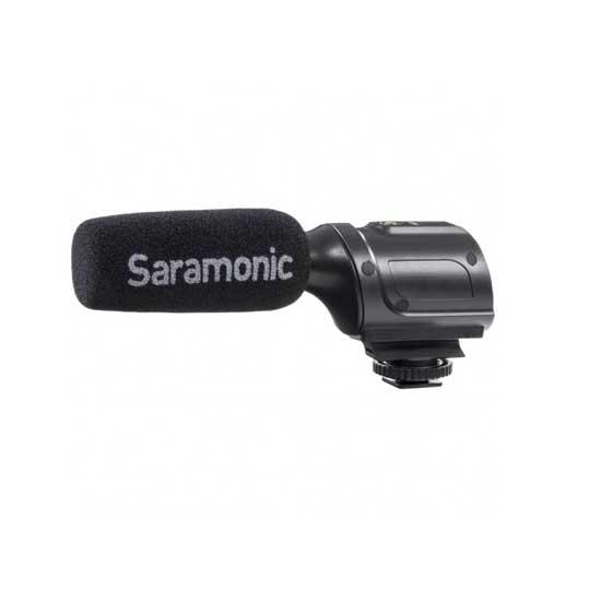 Jual Saramonic Super-cardioid Unidirectional Condenser Microphone