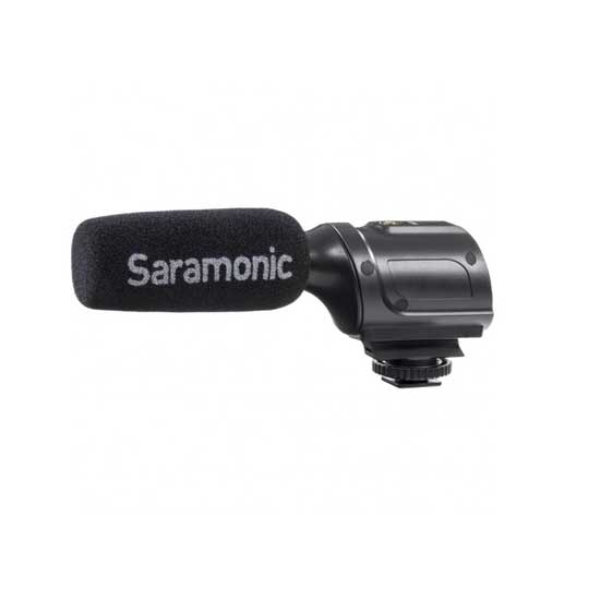 Jual Saramonic Super-cardioid Unidirectional Condenser Microphone