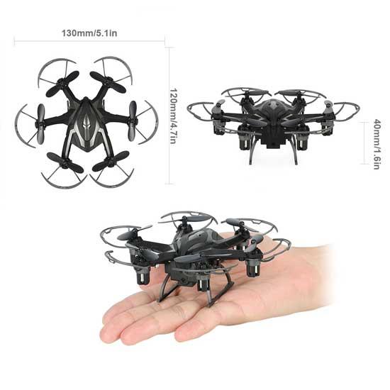 Jual iDrone i6W 6-Axis FPV Mini Quadcopter