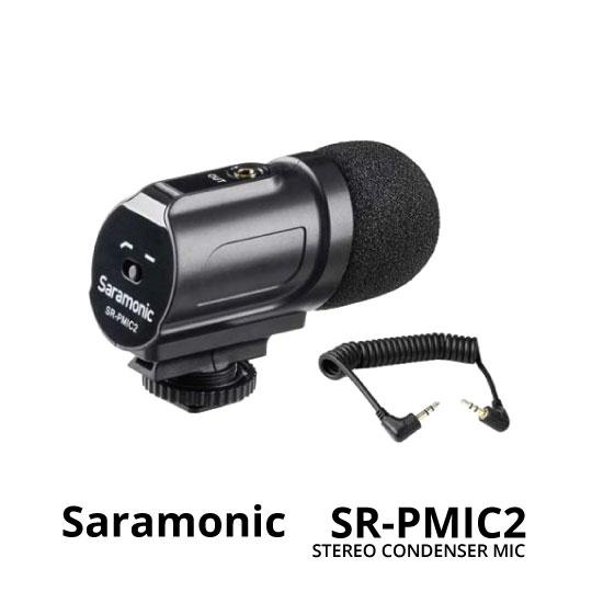 jual Saramonic SR-PMIC2 Stereo Condenser Microphone