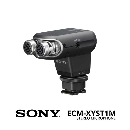 jual Sony ECM-XYST1M Stereo Microphone