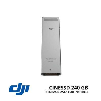 jual DJI Inspire 2 CINESSD 240GB