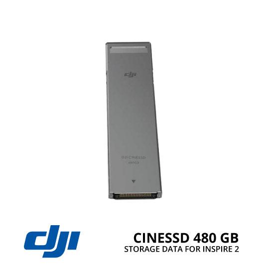 jual DJI Inspire 2 CINESSD 480GB