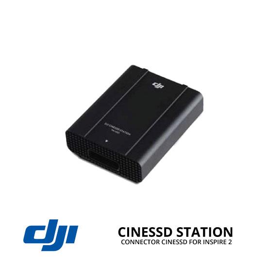 jual DJI Inspire 2 CINESSD Station
