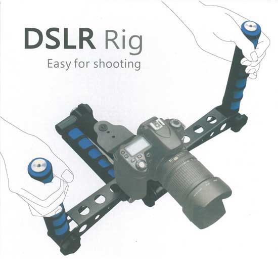 Jual F&V Spider Steady DSLR Rig