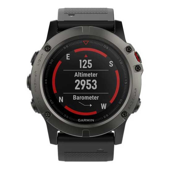 Jual Garmin Fenix 5X Sapphire Multisport GPS Watch