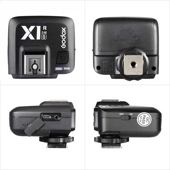 Jual Godox X1R-S Wireless TTL Flash Receiver for Sony