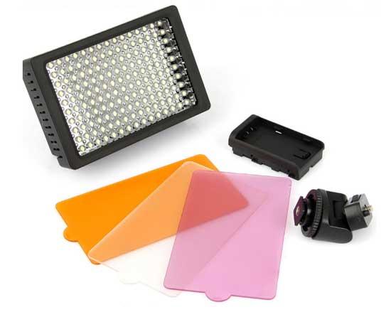 Jual LED HD-160 Video Light