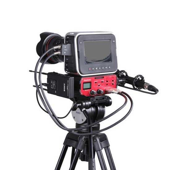 Jual Saramonic BMCC-A01 DSLR Audio Adapter