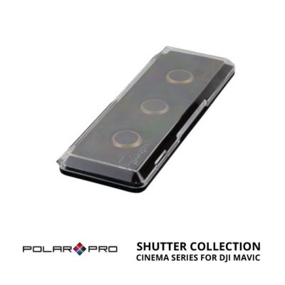 Jual Filter PolarPro DJI Mavic Cinema Series Shutter Collection Harga Murah!