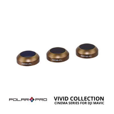 Jual Filter PolarPro DJI Mavic Cinema Series Vivid Collection Harga Murah! Toko Kamera Jakarta & Surabaya