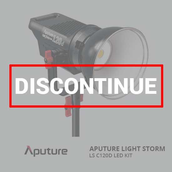 Jual Aputure Light Storm LS C120D LED Light Kit toko kamera online plazakamera jakarta dan surabaya