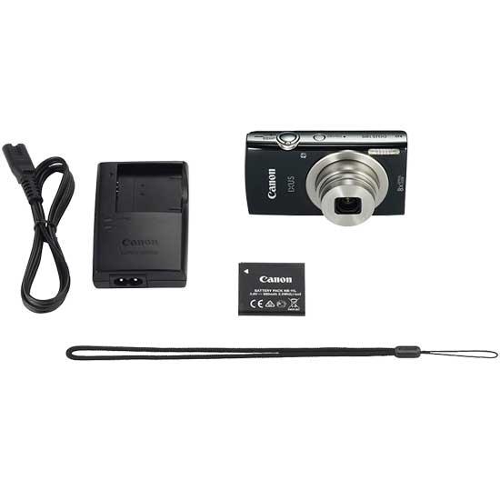 Jual Canon Digital IXUS 185 Black