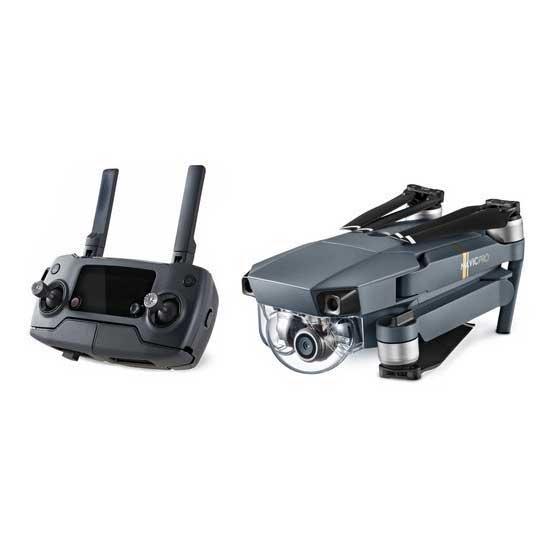 Jual DJI Mavic Pro + Extra Battery
