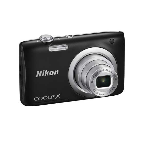 Jual Nikon Coolpix A100 Black