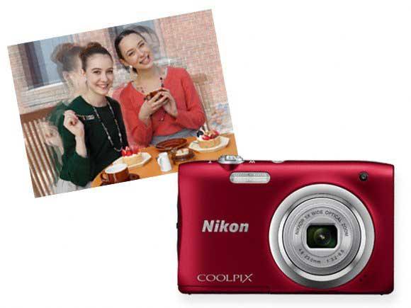Jual Nikon Coolpix A100